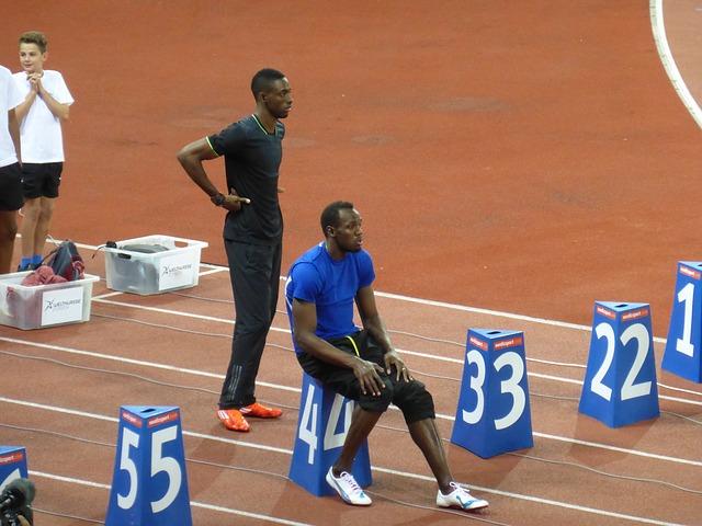 Usain Bolt y la Quiropráctica