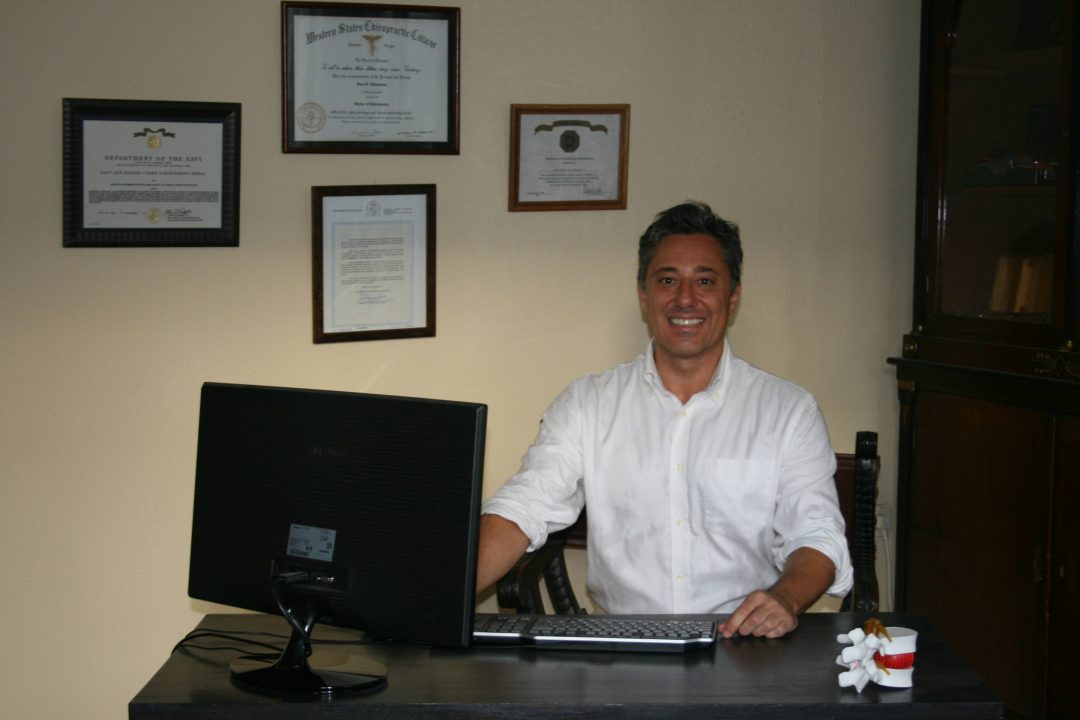 Chiropractic Clinic Madrid